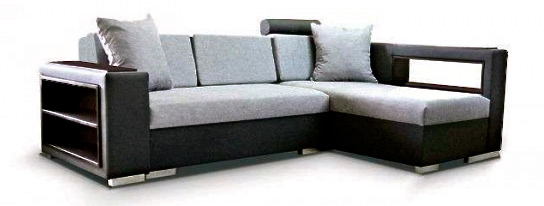 Enzo Corner Sofa Bed