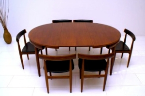 Extended Hans Olsen Table