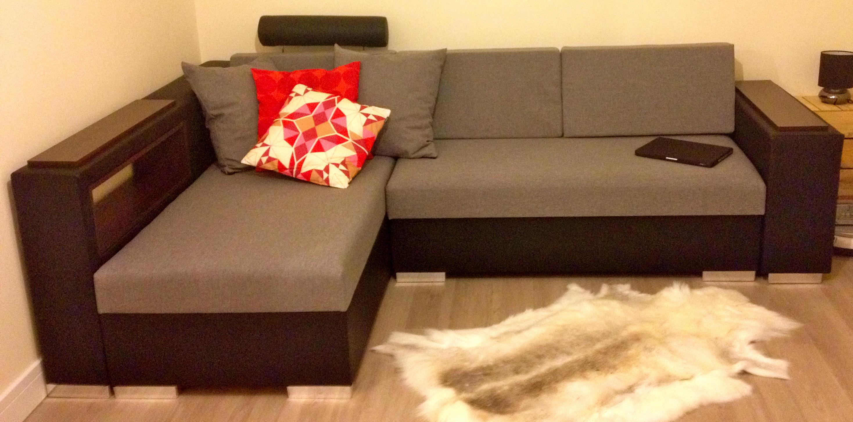 Storage Sofa Bed Multifunctional Cheap Space Saving