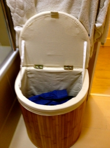 Premier Housewares 2 Piece Laundry Bin Set