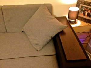 Storage Corner Sofa Bed
