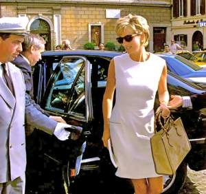 Princess Diana Gucci Bamboo Bag