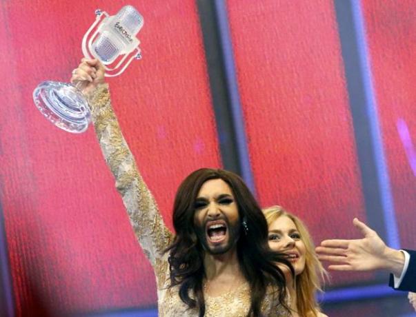 Austria Eurovision Winner 2014