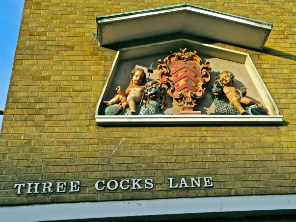 Three Cocks Lane