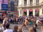 London Naked Bike Ride 2014