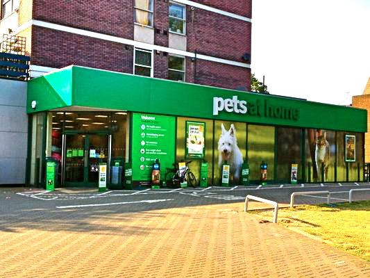 Pets At Home Camden